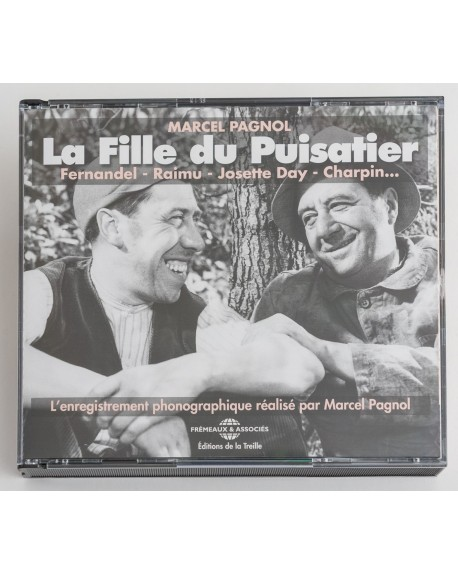 CD audio LA FILLE DU PUISATIER