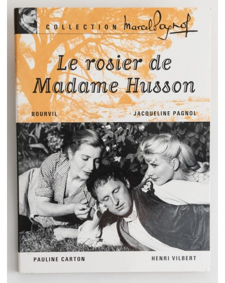DVD Le Rosier de Madame Husson