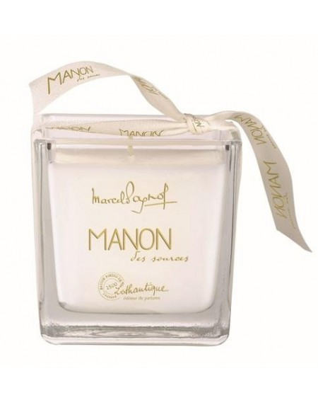 Parfums - MANON DES SOURCES - BOUGIE PARFUMEE