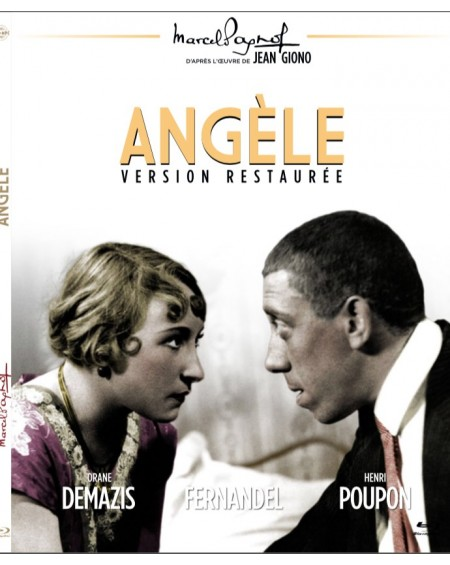 DVD ANGELE