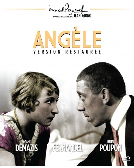 BLU-RAY ANGELE